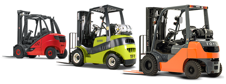 Lilly Company Material Handling Experts